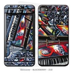 Skincover® Blackberry Z10 - Street Symphonie