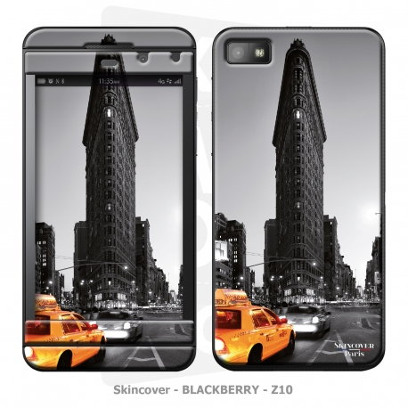 Skincover® Blackberry Z10 - Taxy NYC By Paslier