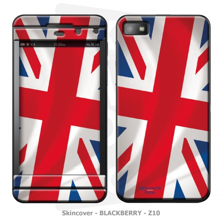Skincover® Blackberry Z10 - Union-Jack
