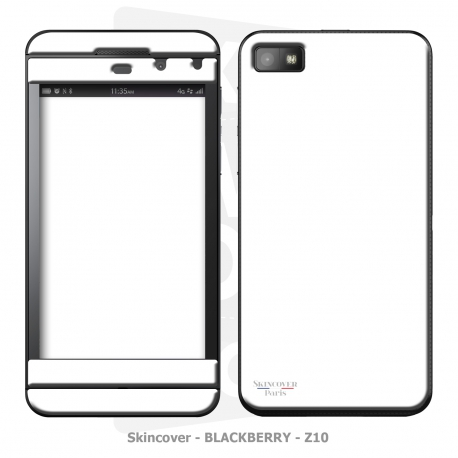 Skincover® Blackberry Z10 - White