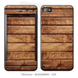Skincover® Blackberry Z10 - Wood