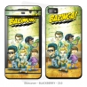 Skincover® Blackberry Z10 - Big Bazinga By Vinz El Tabanas