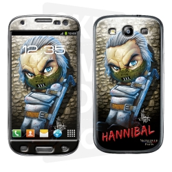 Skincover® Galaxy S3 - Baby Hannibal By Vinz El Tabanas