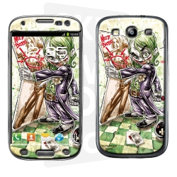 Skincover® Galaxy S3 - Baby Joker By Vinz El Tabanas