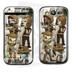 Skincover® Galaxy S3 - Walking D By Vinz El Tabanas