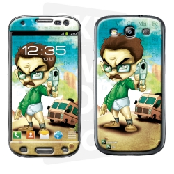 Skincover® Galaxy S3 - Walter W By Vinz El Tabanas