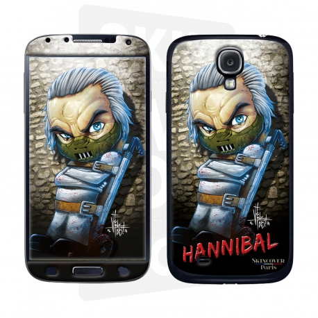 Skincover® Galaxy S4 - Baby Hannibal By Vinz El Tabanas