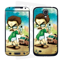 Skincover® Galaxy S4 - Walter W By Vinz El Tabanas