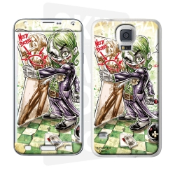 Skincover® Galaxy S5 - Baby Joker By Vinz El Tabanas