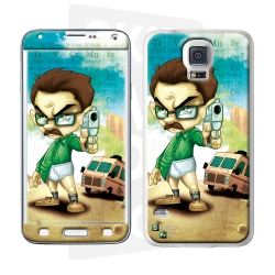 Skincover® Galaxy S5 - Walter W By Vinz El Tabanas