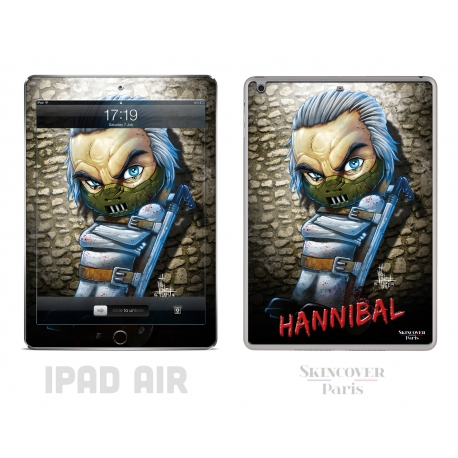 Skincover® Ipad Air - Baby Hannibal By Vinz El Tabanas