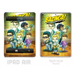 Skincover® Ipad Air - Big Bazinga By Vinz El Tabanas
