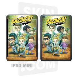 Skincover® Ipad Mini - Big Bazinga By Vinz El Tabanas
