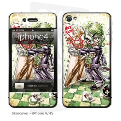 Skincover® iPhone 4/4S - Baby Joker By Vinz El Tabanas