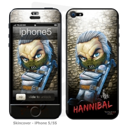 Skincover® iPhone 5 / 5S / 5SE - Baby Hannibal By Vinz El Tabanas