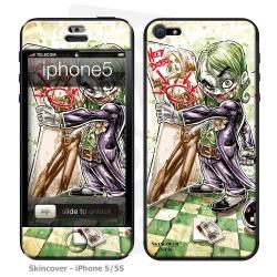Skincover® iPhone 5 / 5S / 5SE - Baby Joker By Vinz El Tabanas