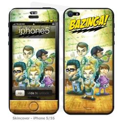 Skincover® iPhone 5 / 5S / 5SE - Big Bazinga By Vinz El Tabanas