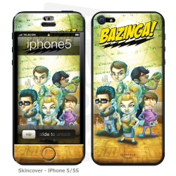Skincover® Iphone 5/5S - Big Bazinga By Vinz El Tabanas