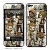 Skincover® Iphone 5/5S - Walking D By Vinz El Tabanas