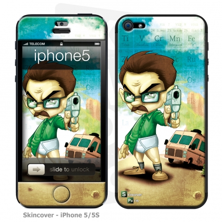 Skincover® Iphone 5/5S - Walter W By Vinz El Tabanas