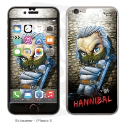 Skincover® iPhone 6/6S - Baby Hannibal By Vinz El Tabanas