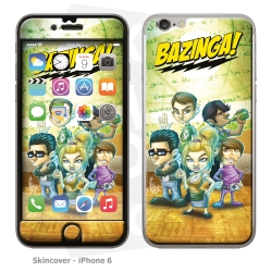 Skincover® IPhone 6 - Big Bazinga By Vinz El Tabanas