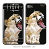 Skincover® Blackberry Z10 - Wild Life Tiger By Wize x Ope