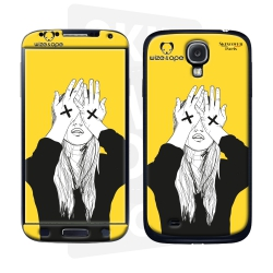 Skincover® Galaxy S4 - Wize Women by Wize x Ope