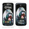 Skincover® Galaxy S4 Mini - Wild Life Gorilla By Wize x Ope
