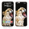Skincover® IPhone 6 - Wild Life Tiger By Wize x Ope
