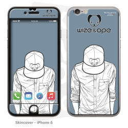 Skincover® IPhone 6 - Wize Men by Wize x Ope