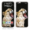 Skincover® IPhone 6 PLUS - Wild Life Tiger By Wize x Ope