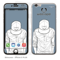 Skincover® iPhone 6/6S Plus - Wize Men by Wize x Ope