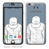 Skincover® IPhone 6 PLUS - Wize Men by Wize x Ope