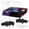 Skincover® Sony Playstation 4 - PS4 - Abstr-Art 2