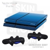 Skincover® Sony Playstation 4 - PS4 - Blue