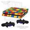 Skincover® Sony Playstation 4 - PS4 - Constructor