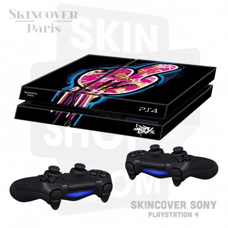 Skincover® Sony Playstation 4 - PS4 - FCK Mad