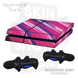 Skincover® Sony Playstation 4 - PS4 - Girly Strip
