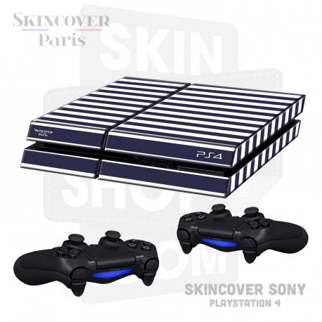 Skincover® Sony Playstation 4 - PS4 - Mariniere