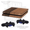 Skincover® Sony Playstation 4 - PS4 - Wood