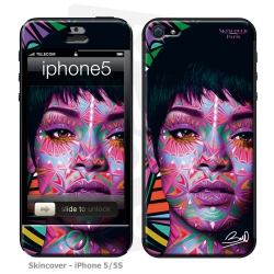 Skincover® iPhone 5-5S - Riri By Baro Sarre