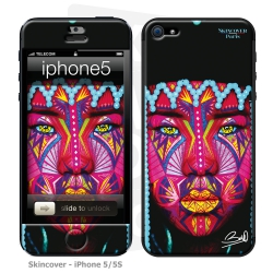 Skincover® iPhone 5-5S - Sukh By Baro Sarre