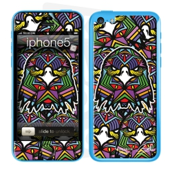 Skincover® iPhone 5C - Aigle By Baro Sarre