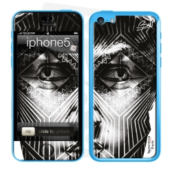 Skincover® iPhone 5C - Angelo By Baro Sarre