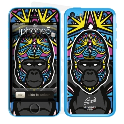 Skincover® iPhone 5C - Gorille By Baro Sarre