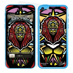 Skincover® iPhone 5C - Lion By Baro Sarre