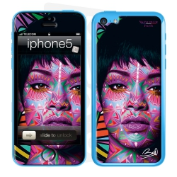 Skincover® iPhone 5C - Riri By Baro Sarre
