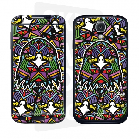 Skincover® Galaxy S4 - Aigle By Baro Sarre