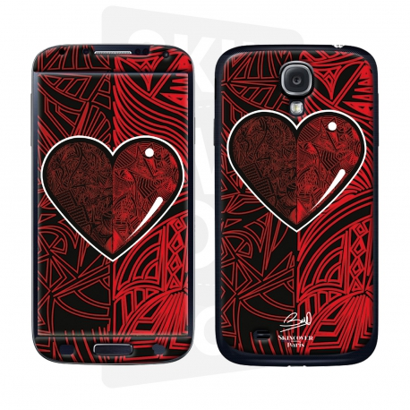 Skincover® Galaxy S4 - Extra-lucide By Baro Sarre
